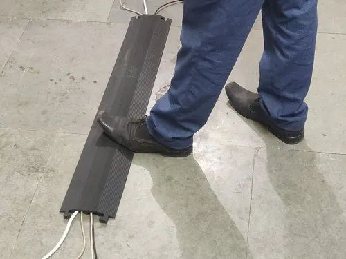 Floor Cable Wire Protector Mats