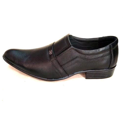 Black Mens Office Wear Shoes Size 5 11 Rs 450 Pair Id
