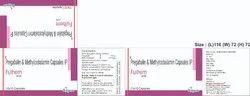 Biogem Healthcare Pregabalin 75mg and Methylcobalamin 750mcg, 10*10, Prescription