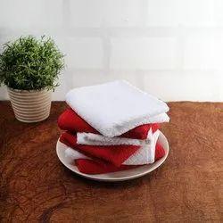 Divine Overseas Pristine Kitchen Dish Towel, Size: 15