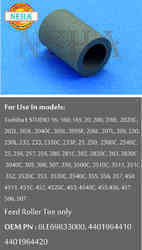 Models TOSHIBA E STUDIO 16 TO 25, 160 TO 507,2020C TO 4540C Feed Roller Tire only OEM PN 6LE69833000