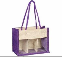 PVC Jute Bag