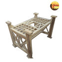 Wooden 1 To 3 Feet Fancy Dining Table, For Home