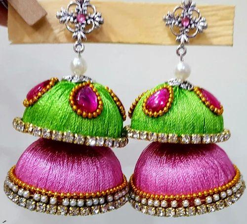 109b82086 Handmade Jewellery at Rs 450 /pair | Model Town 2 | New Delhi | ID ...