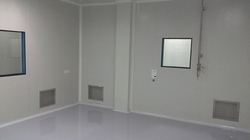 Clean Room Modular Partition