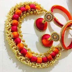 Lotus Crafts Designer Ladies Jewellery