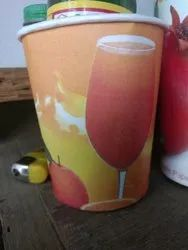 Disposable Juice Cup