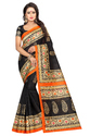 Fancy Printed Bhagalpuri Saree