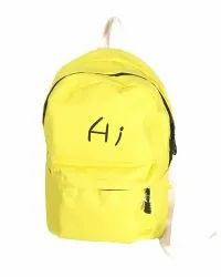Yellow Kid Bag