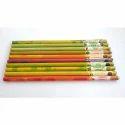 Lekhani Multicolor Eco Friendly Pencils, Size: 6-7 Inch