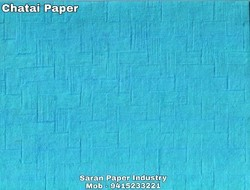 Skyblue Color Chatai Paper