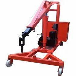 Hydraulic Floor Cranes ELECTRO HYDRAULIC
