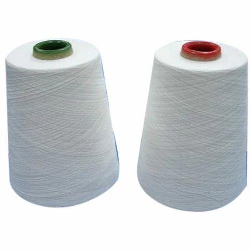 White Viscose Yarn