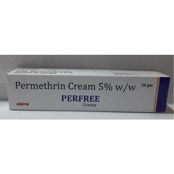 Perfree Permethrin Cream, Packaging Type: Box, Packaging Size: 30 G
