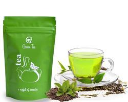 Green Tea Packaging bags