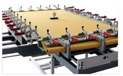 Automatic Screen Stretching Machine