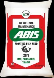 ABIS Maintenance 20/3 Floating Fish Feed
