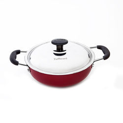 Induction Base Non Stick Deep Kadai