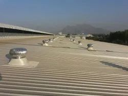 Aluminum Turbine Ventilators