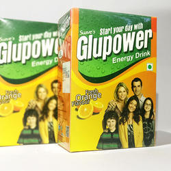 Glupower (Orange) Energy Drink-2