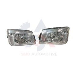 Headlamp Headlight For Mahindra Bolero Pickup Replacement Genuine / Aftermarket Auto Spare Part