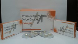 Cholecalciferol Sofgel Capsules