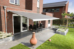 Outdoor Patio Awning At Rs 140 Square Feet