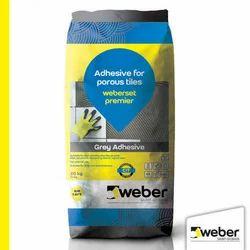 Weber Set Premier Grey Standard Tile Adhesive