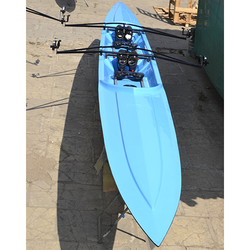 Beginners Double Scull Rowing Boat (Jogger Boat)