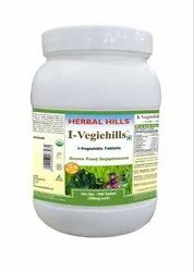Iron Vegetable - I-Vegiehills 900 Tablets