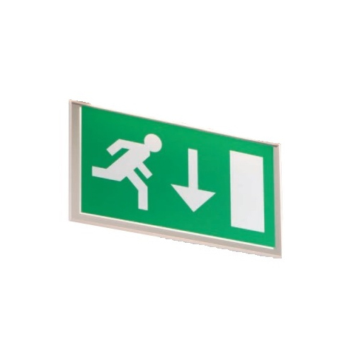 Decorative Exit Light For Fire Escape And Emergency