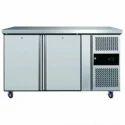 Elanpro Double Door Under Counter Refrigerator