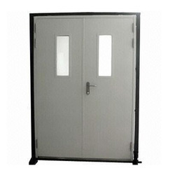 Fire Rated Steel Door, Thickness: 10 to 15 mm