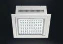 Square Led Canopy Light, 50-60 Hz