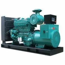 Diesel Generator Rental Services, in Delhi NCR, Capacity Range: 7.5-320 Kva