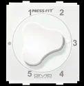 Press Fit - Edge Vista 5 Step Regulator