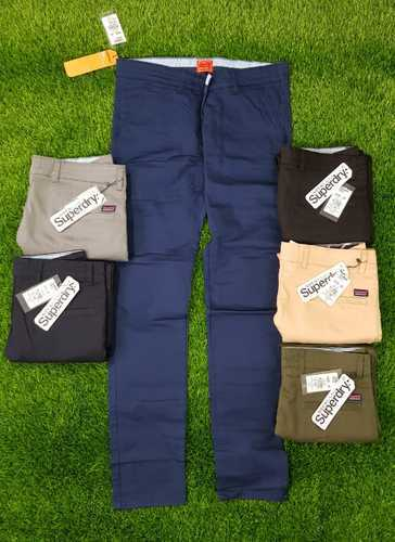 Casuar Men' s Branded Cotton Chinos wholesale only, 28-36