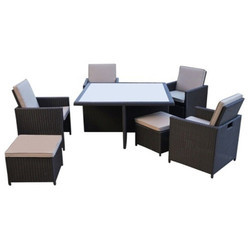 Square Living Dining Table
