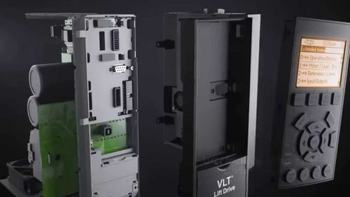 Mitsubishi VFD For Lift