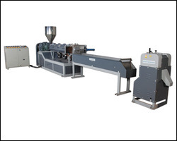 Plastic Granule Making Machine