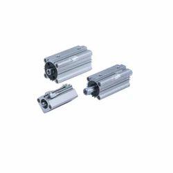 SMC Compact Hydraulic Cylinder CHQ/CHDQ