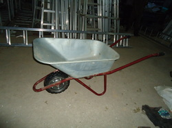 Mild Steel Single Wheel Barrow