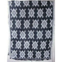 Visocse/ Acrylic/ Wool Jacquard Shawls
