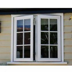 German UPVC  Casement Window