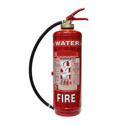 Fire Extinguishers Water Type