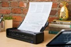 Portable Document Scanner