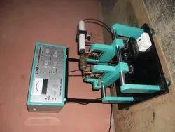 Armature balance machine