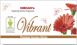 Vibrant Incense Stick