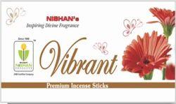 Vibrant Incense Stick