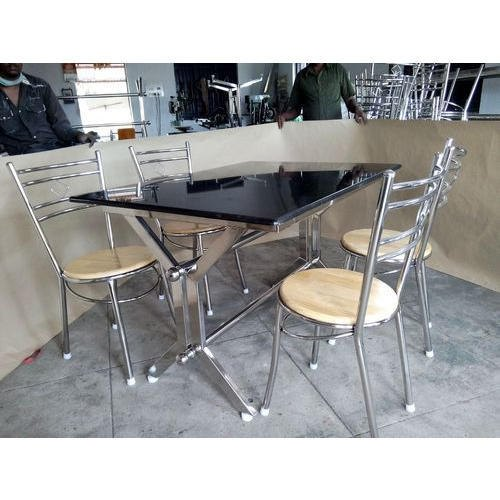 Manufacturer of Stainless Steel Canteen Table & Stainless